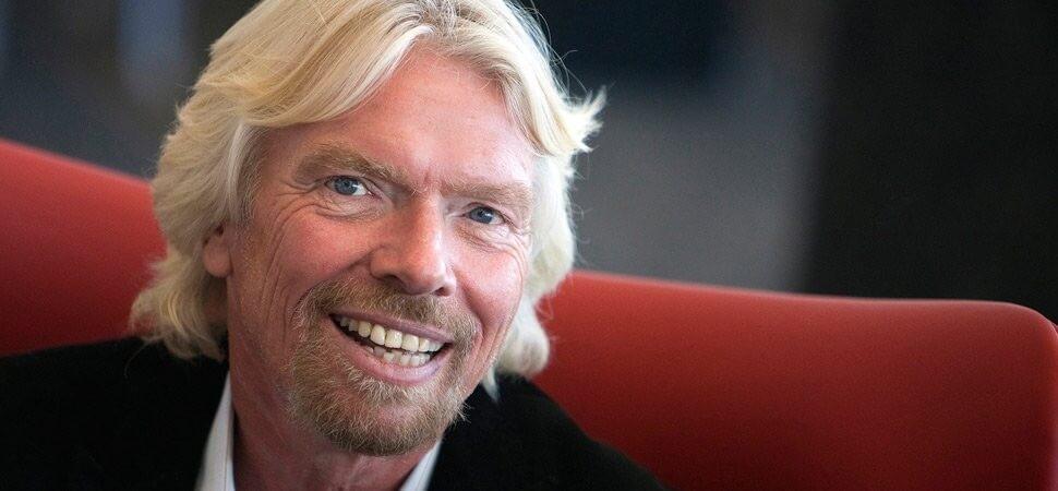 Richard Branson, risk, virgin, entrepreneur, business