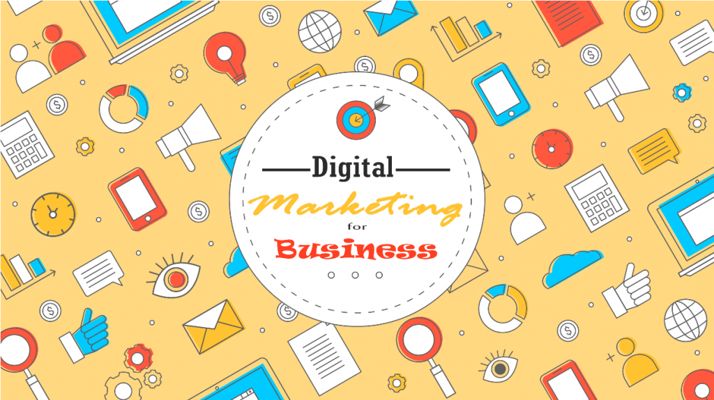 Digital Marketing, Advertisement, Social Media, Business, Brand Building