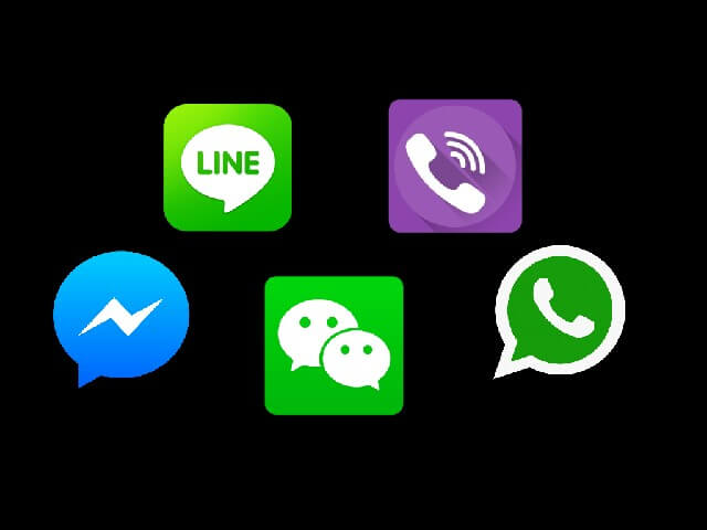 Fascinating Facts about the 5 Biggest Messaging Apps