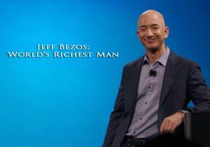 Amazon, Jeff Bezos, Richest Man, Bill Gates