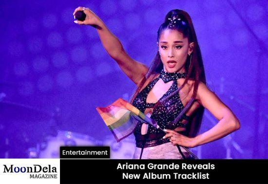 Ariana Grande Archives - MoonDela