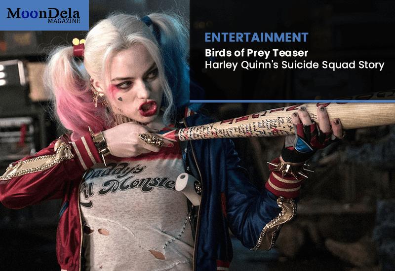 Birds of Prey, teaser, trailer