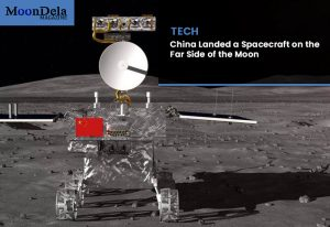 China Landed a Spacecraft on the Far Side of the Moon