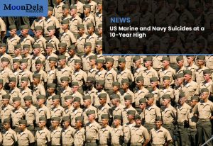 US Marine and Navy Suicides at a 10-Year High