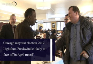 Chicago mayoral election