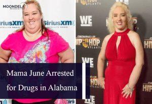 Mama June Arrested