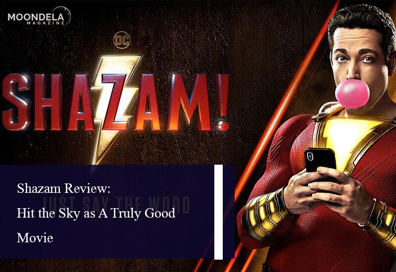 Shazam Review
