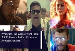 Avengers End Game Event India