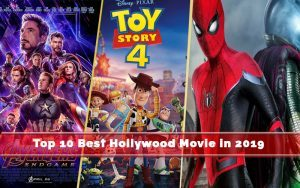 Hollywood Movies, top 10
