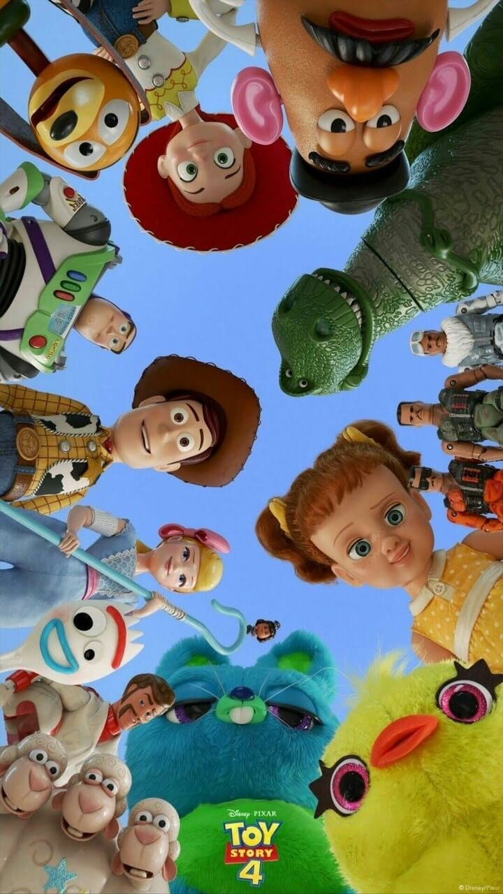 Top 10 best hollywood movie 2019 Toy Story 4