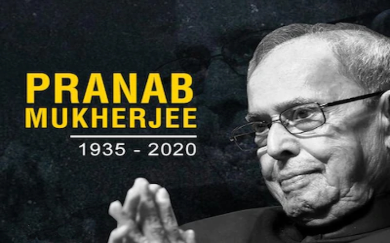 Pranab Mukherjee Death