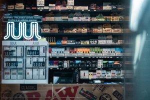 The public news: Usage of E-cigarettes