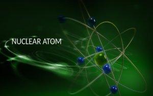 Nuclear Atom