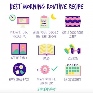 Early Morning Routine