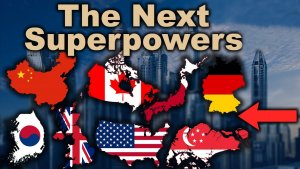 Next Superpower Country