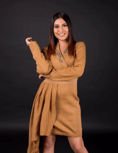 Women entrepreneur miss malini