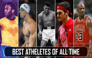 greatest sportsmen all time