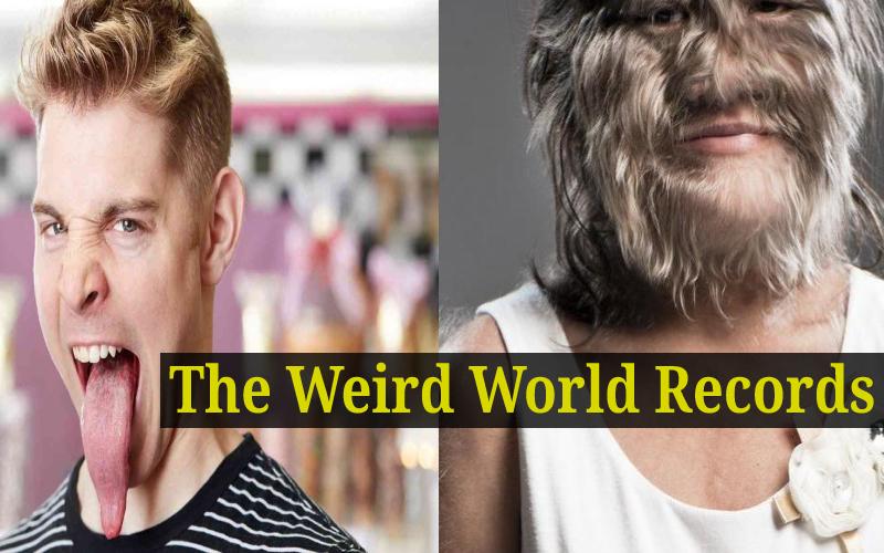 Weird World Records Ever